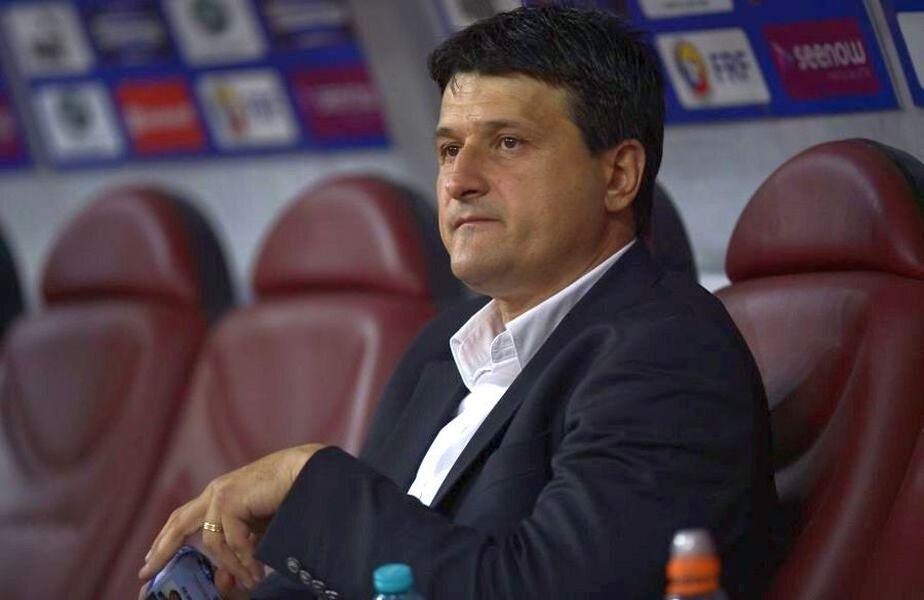 U Cluj a anunțat despărțirea de antrenorul Adrian Falub (49 de ani)