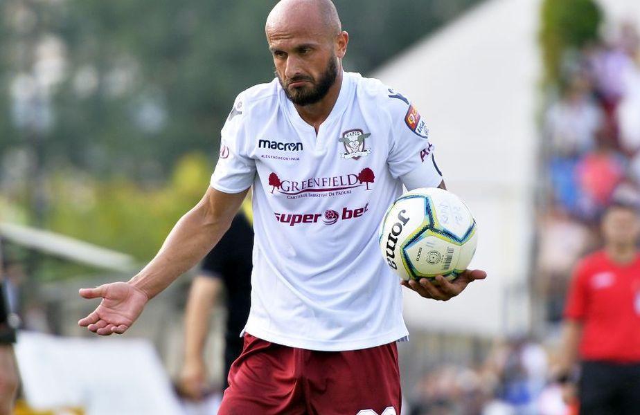 Rapid și Turris se întâlnesc sâmbătă, de la ora 14:30, în runda cu numărul 4 din Liga 2. Partida se va disputa pe stadionul din Buftea.