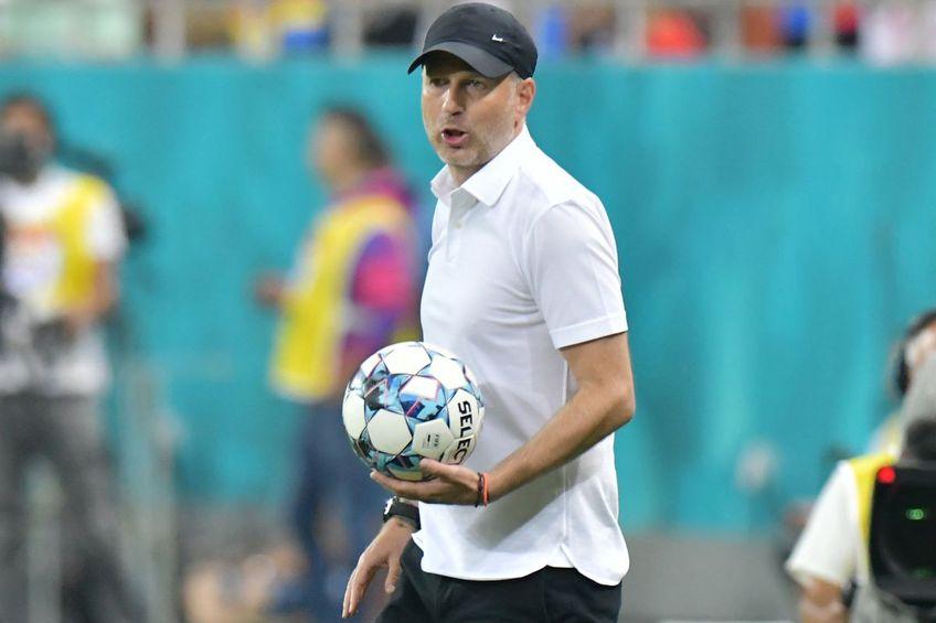 Edi Iordănescu, antrenor FCSB // foto: GSP