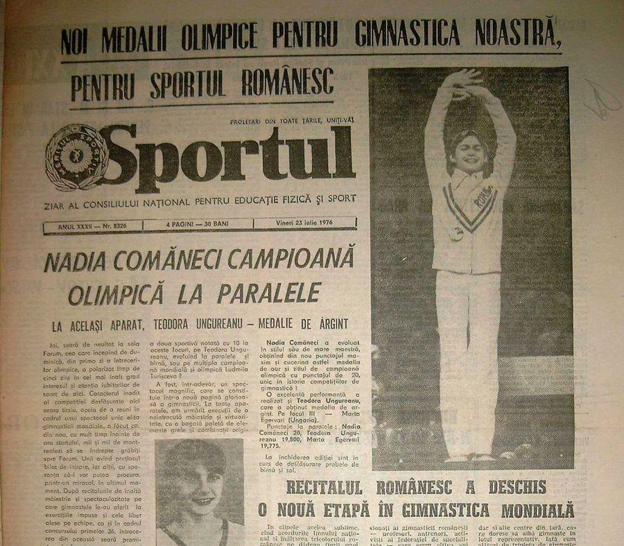 97 de ani de Gazeta Sporturilor » Cum arăta primul număr al ziarului
