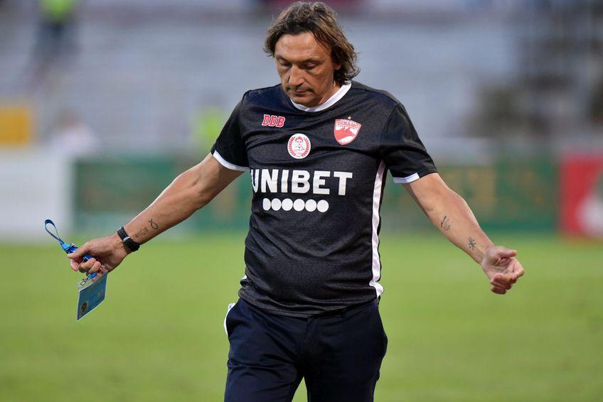 Dario Bonetti a explicat motivele pentru care a plecat de la Dinamo / Sursă foto: Cristi Preda (GSP)