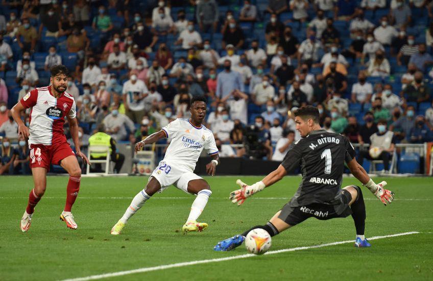 Vinicius Jr, încrezător după începutul bun de sezon la Real Madrid