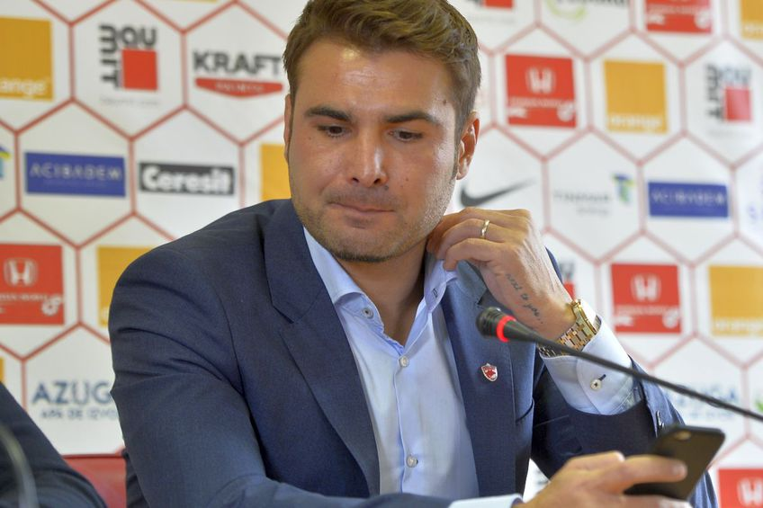 Adrian Mutu a fost dorit de oficialii lui Dinamo / Sursă foto: Arhivă GSP