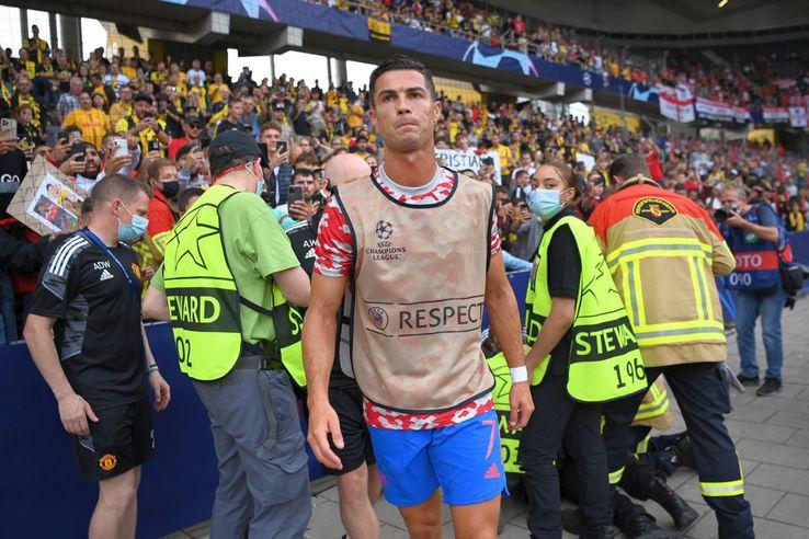 Cristiano Ronaldo / foto: Guliver/Getty Images