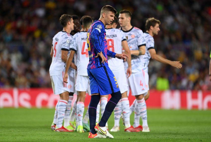 Barcelona - Bayern. Thomas Muller (32 de ani) a înscris din nou contra catalanilor, devenind jucătorul cu cele mai multe goluri marcate împotriva grupării blaugranas în Liga Campionilor.