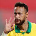 Neymar arată hattrick-ul reușit cu Peru