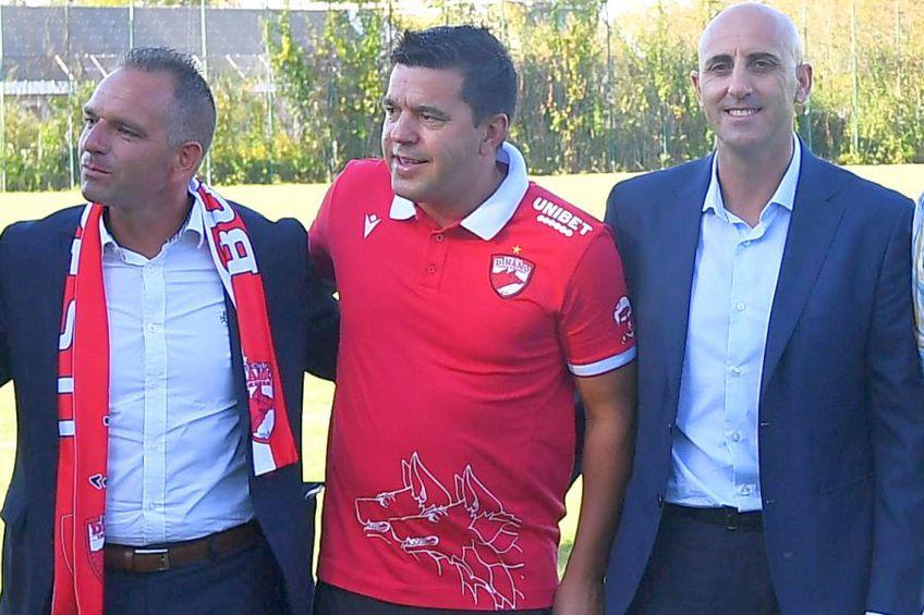 Rufo Collado, directorul sportiv al lui Dinamo, spune că investitorii spanioli nu au renunțat la planul de a prelua un club din țara natală.