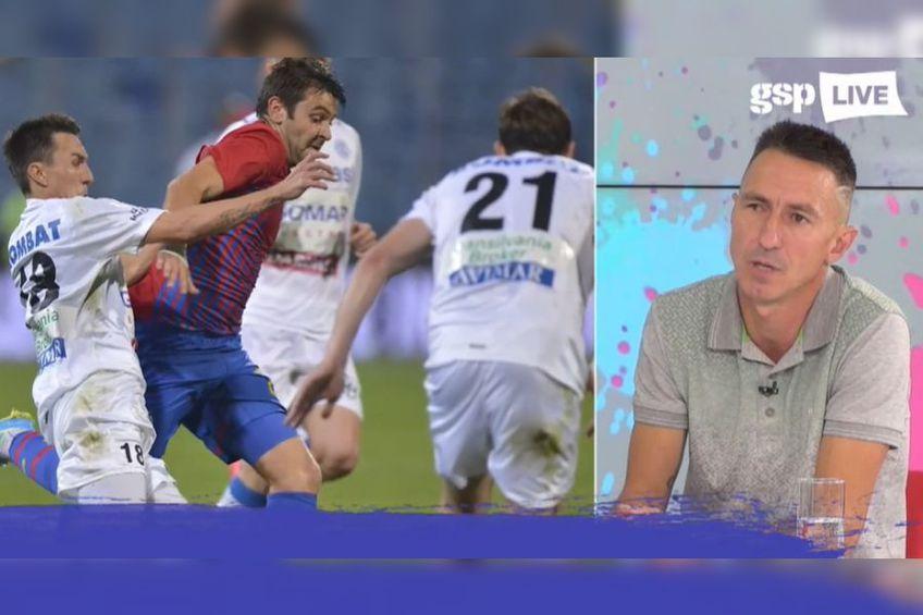 Roberto Ayza, la GSP Live