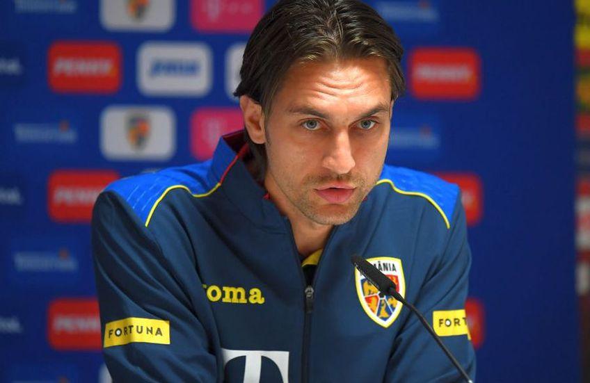 Ciprian Tătărușanu (34 de ani, portar) a oferit declarații la finalul meciului România - Austria 0-1 din runda #4 a Ligii Națiunilor.