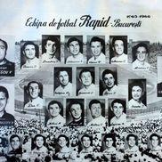 Lotul Rapidului din sezonul 1965/1966