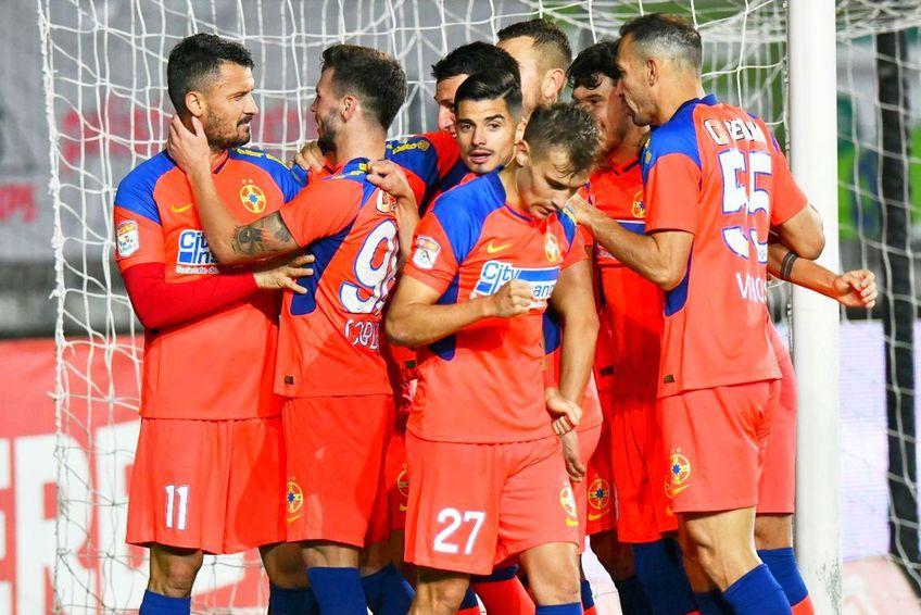 FCSB nu-l va avea pe bancă pe Edi Iordănescu la partida cu CS Mioveni / foto: GSP