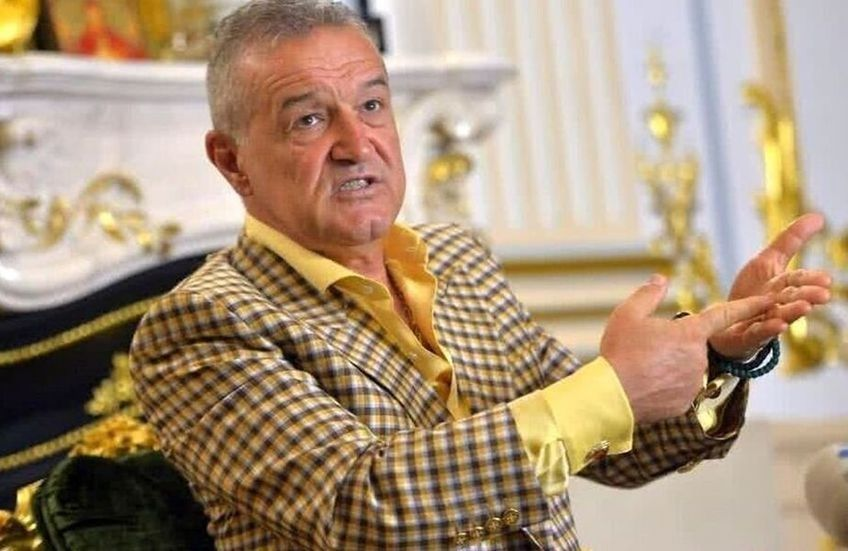 """Gigi Becali, patronul FCSB, a cerut să intre în direct. """"Mi-a dat mesaj, vrea să-l sunați"""", a rostit la TV Ion Crăciunescu."""