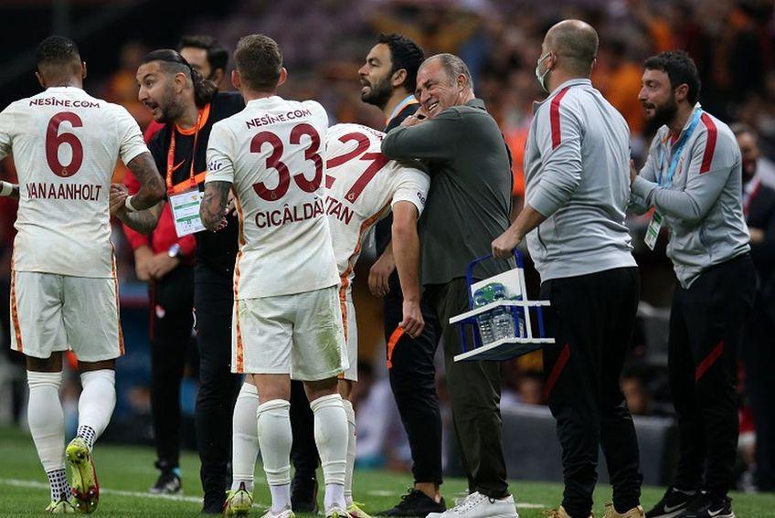 Jean-Michel Aulas, președintele lui Lyon, vrea să îl aducă antrenor pe Fatih Terim (68 de ani), în prezent pe banca lui Galatasaray.