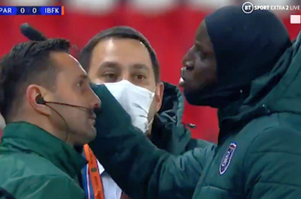 """Demba Ba l-a sunat pe Sebastian Colțescu! Ousmane N'Doye a intermediat totul: """"Să-mi dați o mămăligă! S-au înțeles foarte bine"""""""
