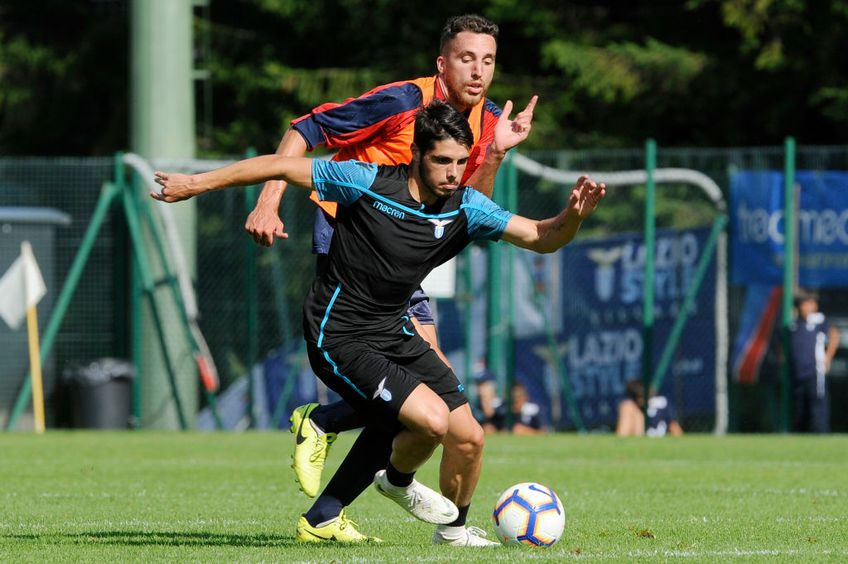 Pedro Neto a jucat ultima oară la Lazio în mai 2019, 12 minute contra Atalantei
