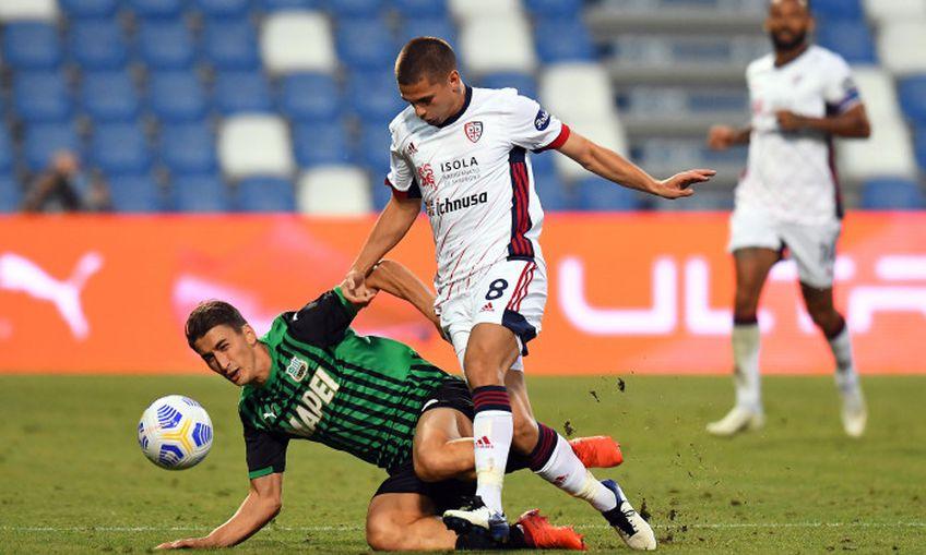 """""""Optimile"""" Cupei Italiei, Atalanta - Cagliari 3-1"""