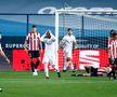 Căpitanul lui Real Madrid, Sergio Ramos, 34 de ani, a fost protagonistul unei imagini memorabile
