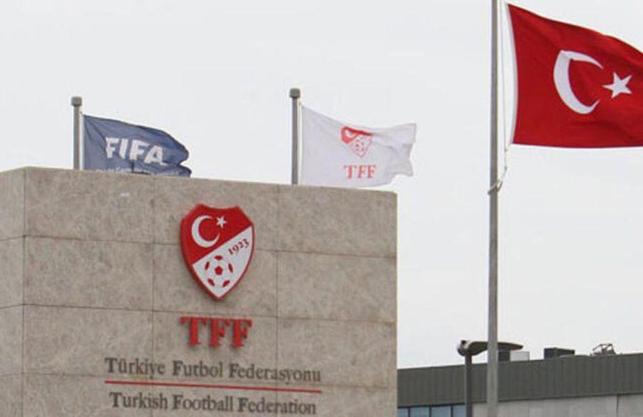 Federația de Fotbal din Turcia a transmis o informare către FRF, prin care cere ca fiecare meci amical din această iarnă să fie anunțat din timp.