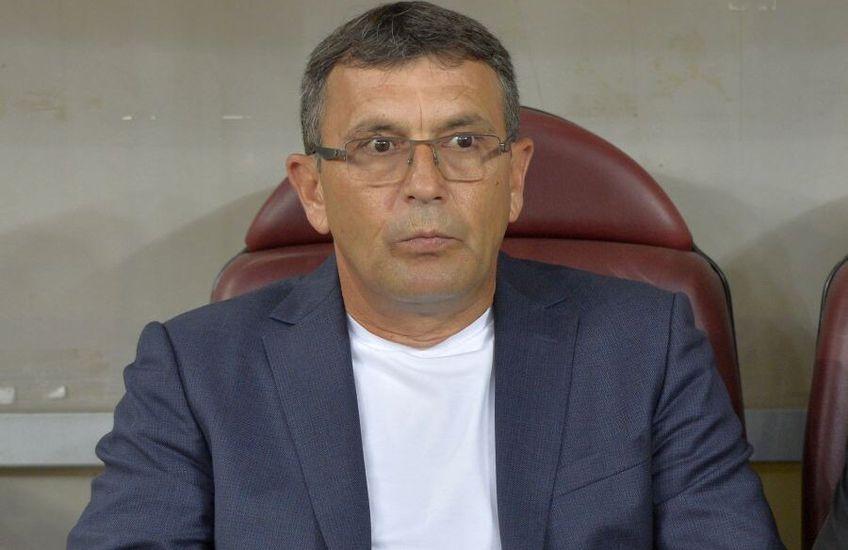 Eugen Neagoe, 53 de ani, antrenorul Astrei, a comentat controversa iscată în jurul cantonamentului desfășurat deFCSBîn Turcia.