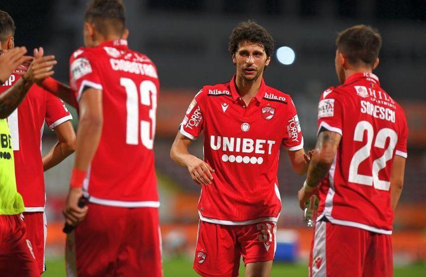 DDB a ajuns la un acord cu Diego Fabbrini (cel mai bun dinamovist conform parametrilor InStat), Vlad Achim și rebelul Magaye Gueye pentru a continua la Dinamo și în acest sezon. Și cu salarii ajustate.