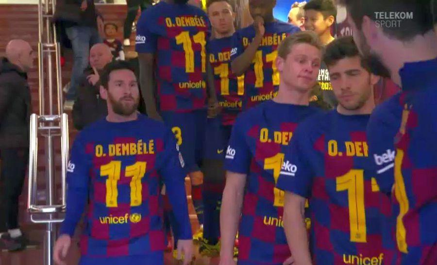 BARCELONA - GETAFE 2-1 // VIDEO+FOTO Catalanii se impun cu emoții și o egalează pe Real Madrid în fruntea clasamentului
