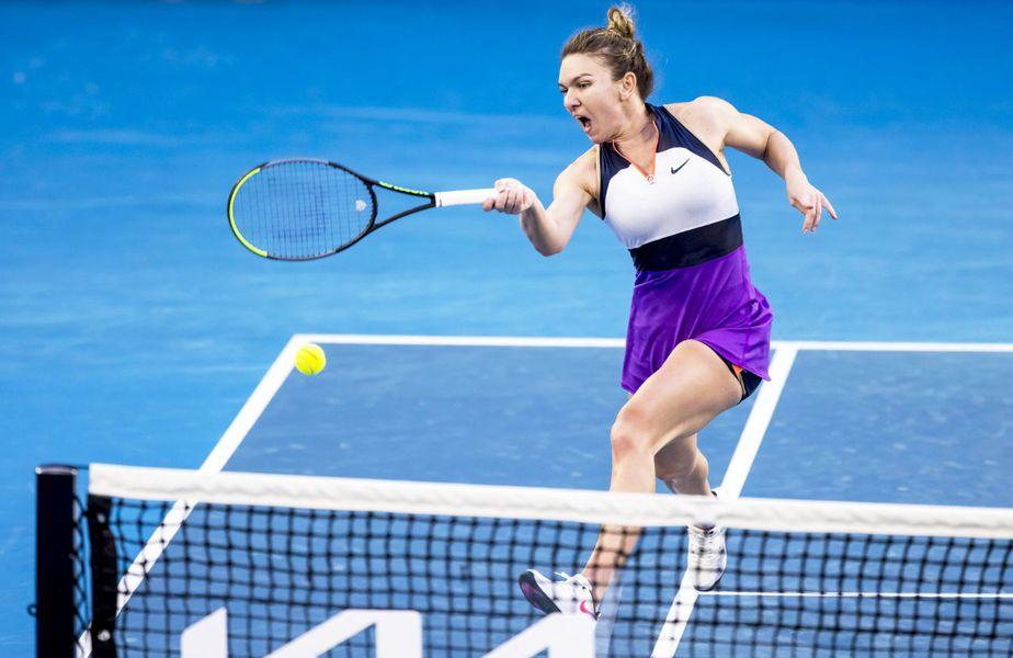 Cine transmite Simona Halep - Serena Williams la TV și unde se vede live online