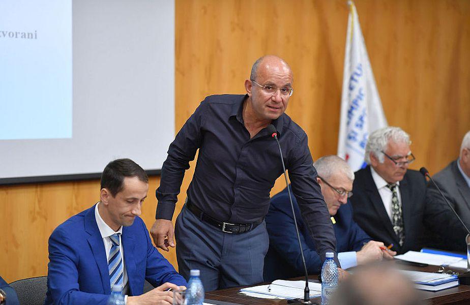 Cozmin Gușă a fost ales președinte la judo în februarie 2017 FOTO Raed Krishan