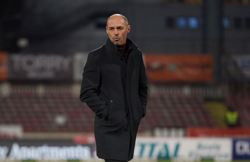 CFR Cluj și FC Voluntari au remizat, scor 0-0, în runda cu numărul 23 din Liga 1. Bogdan Andone, 46 de ani, tehnicianul ilfovenilor, a tras concluziile la flash-interviu.