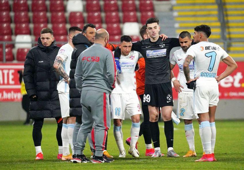 În acest sezon, Popescu e cel mai folosit fotbalist din lotul liderului