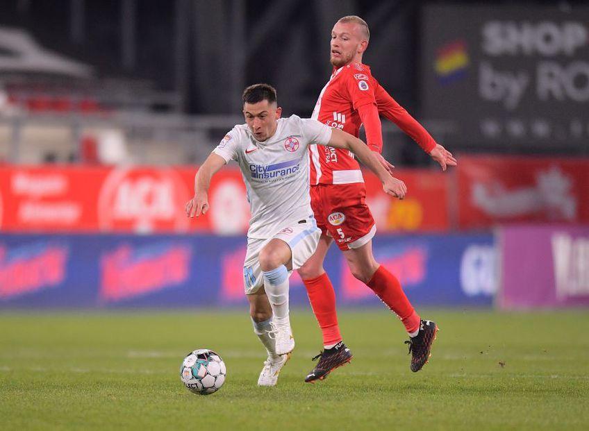 FCSB poate juca la Ovidiu în play-off // FOTO: Raed Krishan