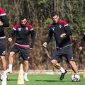 Ionuț Șerban s-a accidentat serios la antrenamentul lui Dinamo