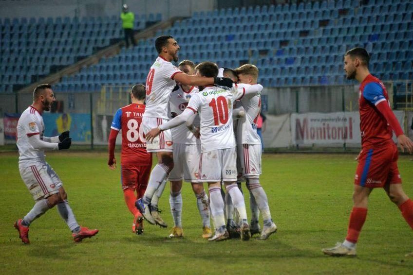 Sepsi a învins-o pe FC Botoșani, scor 2-1, în etapa #27 a Ligii 1.