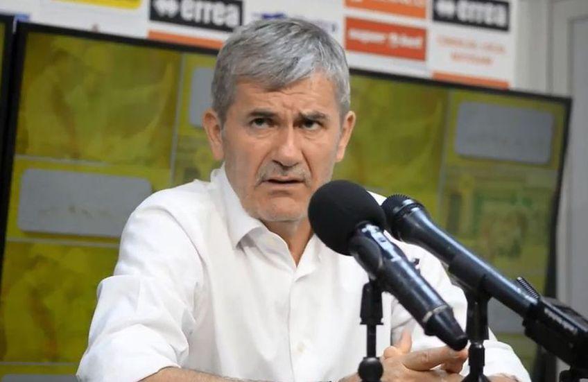 """Valeriu Iftime, patronul lui FC Botoșani, se arată dezamăgit de eșecul cu Sepsi, 1-2, dar și de evoluția """"arbitrului"""" Andrei Chivulete."""