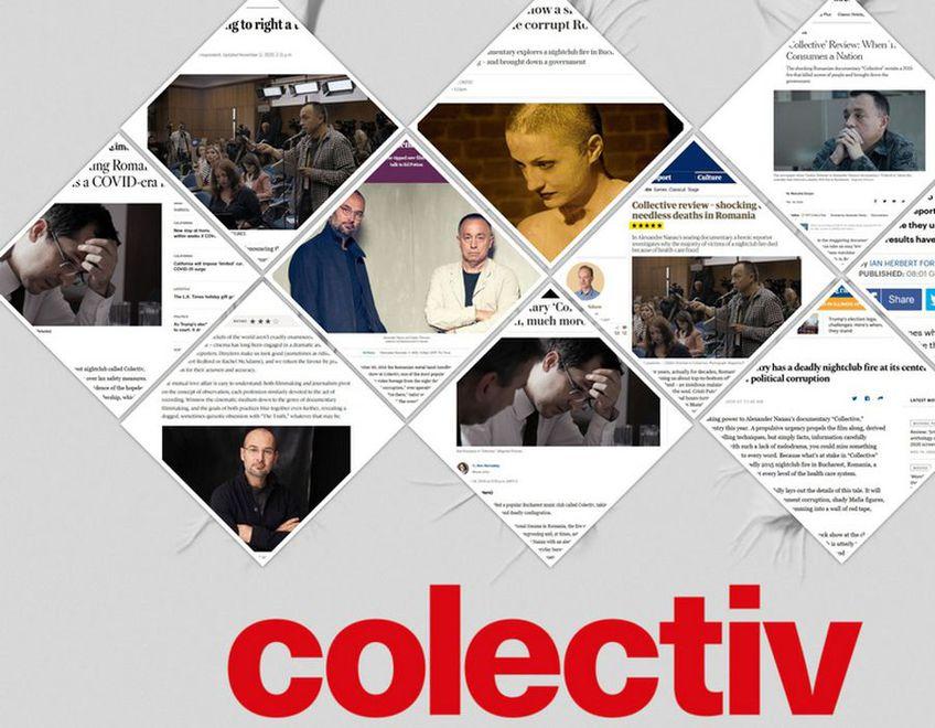 """Reacții entuziasmante ale specialiștilor la nominalizările """"Colectiv"""" la premiile Oscar 2021: """"E uimitor! Cu siguranță va câștiga"""" + """"Un mare omagiu adus muncii de echipă de la GSP"""""""
