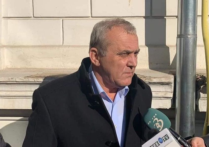 Ion Georgescu, primar Mioveni