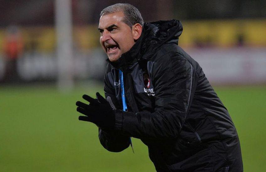 """FC Argeș a învins-o pe Dinamo, scor 2-1. La finalul partidei în care """"câinii"""" au aflat sigur că vor juca și anul acesta în play-out, Jerry Gane (49 de ani) și-a anunțat demisia."""