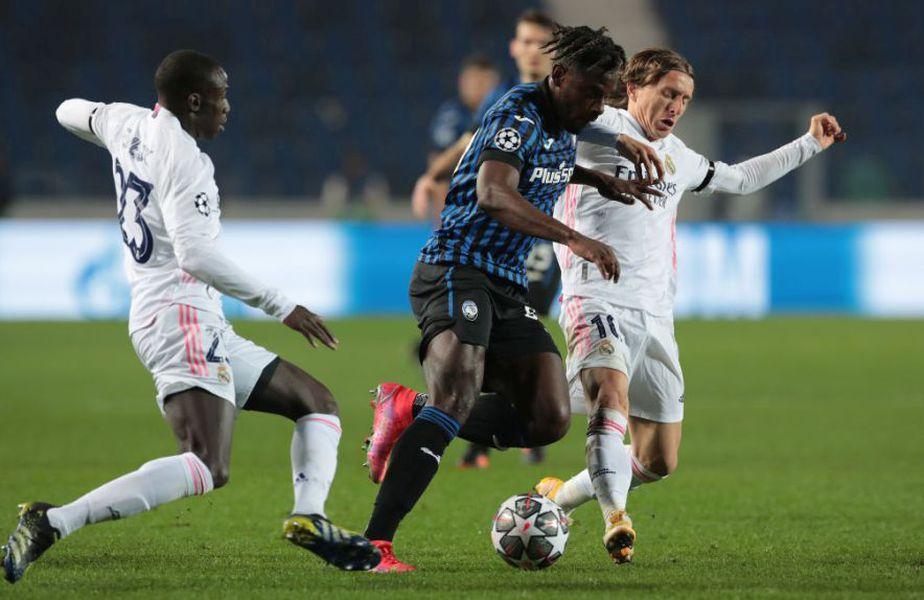 Real Madrid - Atalanta, LIVE pe GSP.ro