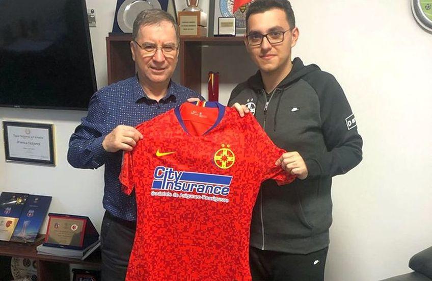 Emil Constantinescu, reprezentantul FCSB, a vorbit despre startul sezonului în eLiga 1.