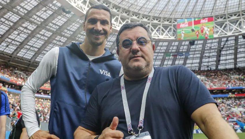 Mino Raiola, un agent batav de origine italiană, i-a depășit pe Ronald Koeman și Johan Cruyff