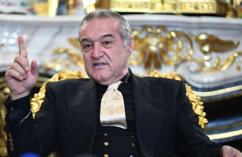 Gigi Becali, finanțator FCSB
