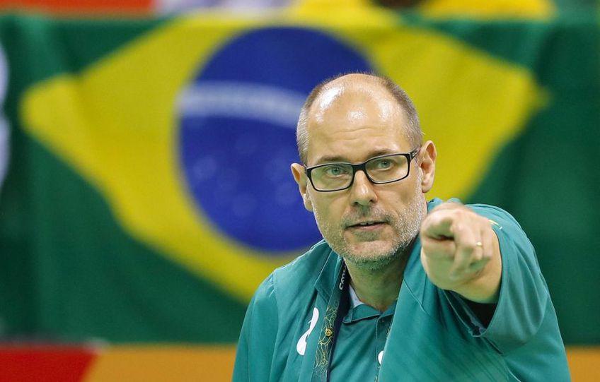 Morten Soubak va sosi la Brăila după Jocurile Olimpice  FOTO IMAGO