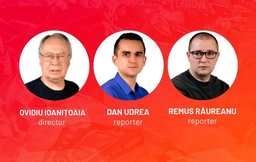 Vocile Gazetei » CFR Cluj - FCSB, comentat live de Ovidiu Ioanițoaia, Dan Udrea și Remus Răureanu