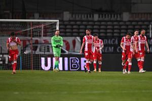 """Dinamoviștii se mobilizează înainte de play-out: """"Trebuie să luăm cel puțin 6 puncte în primele 3 meciuri"""""""