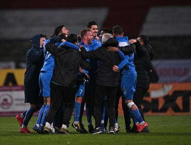 Un club din play-off își schimbă numele + Proiect nou de stadion