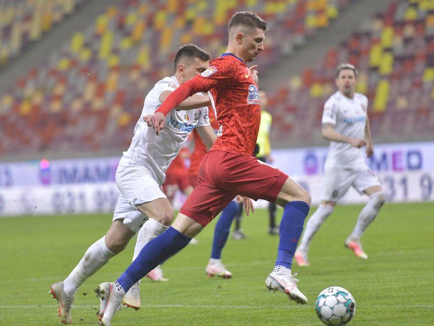 ANAD va efectua un control antidoping la finalul Supercupei României. Vor fi testați câte 3 fotbaliști de la CFR Cluj și FCSB.