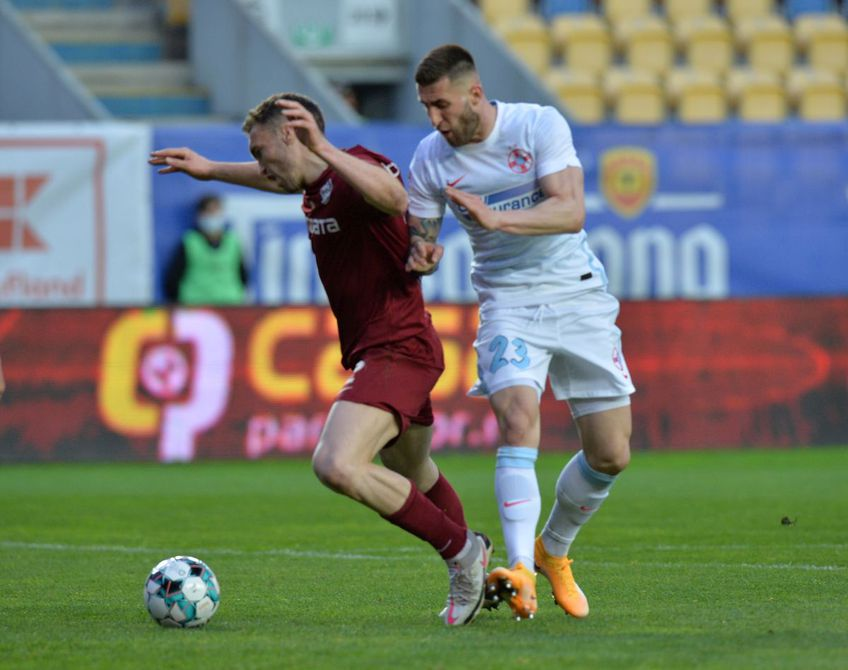 Toni Petrea (46 de ani), antrenorul celor de la FCSB, a efectuat 5 schimbări la pauza duelului cu CFR Cluj, din Supercupa României.