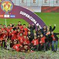 CFR Cluj - FCSB 0-0, 4-1 d.pen. în Supercupa României