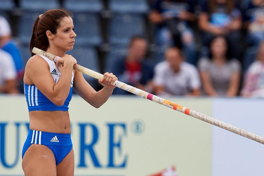 Katerina Stefanidi (Grecia)