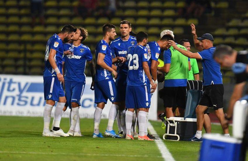 FC Voluntari ocupă ultimul loc în play-out-ul Ligii 1