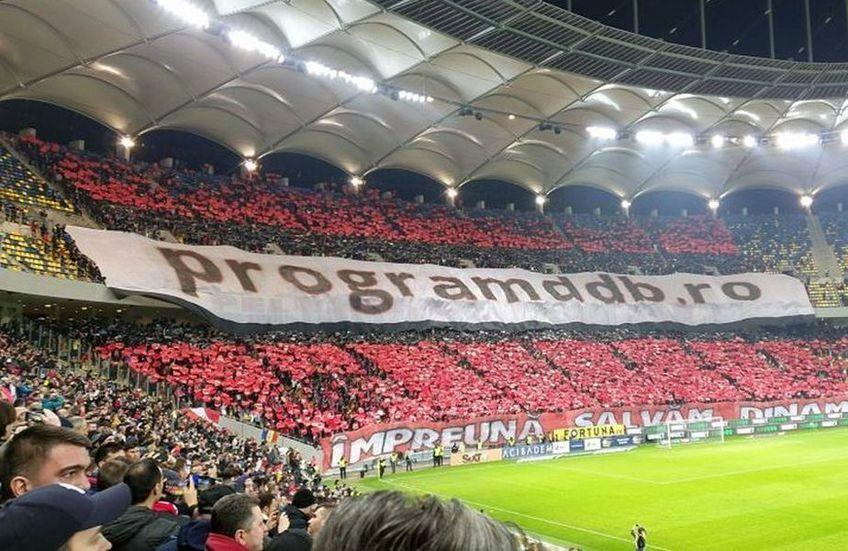 """Suporterii din asociația """"DDB"""" așteaptă să strângă mai mulți membri înainte de a cumpăra Dinamo"""